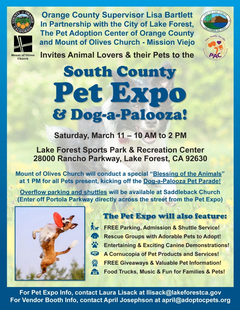 South County Pet Expo 2017